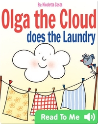 Olga the Cloud does the Laundry