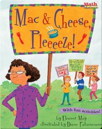 Mac & Cheese Pleeze!