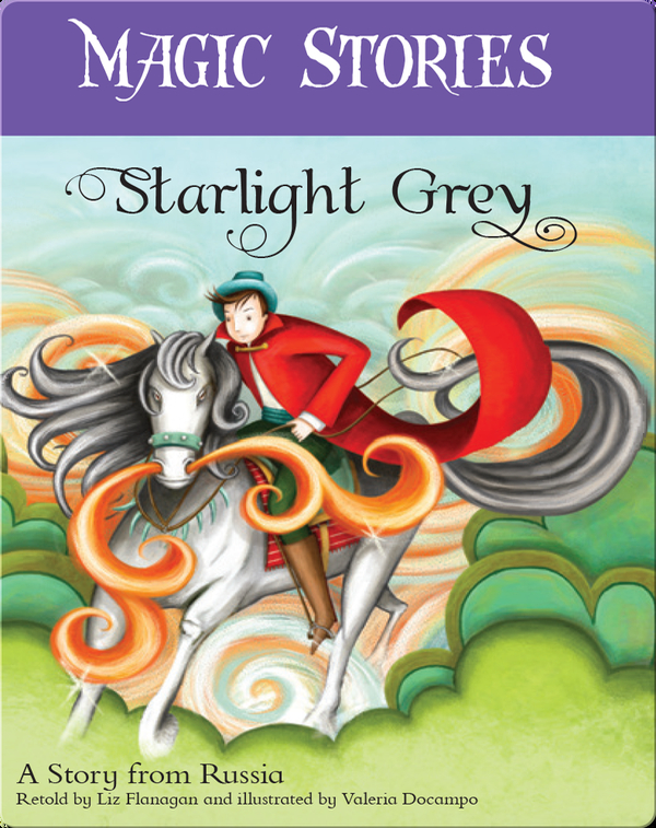 Magic Stories: Starlight Grey
