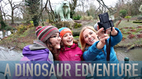 THE WORLD'S OLDEST DINOSAUR THEME PARK?! | The Crystal Palace Dinosaurs