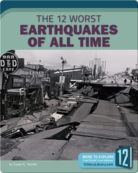 The 12 Worst Earthquakes of All Time