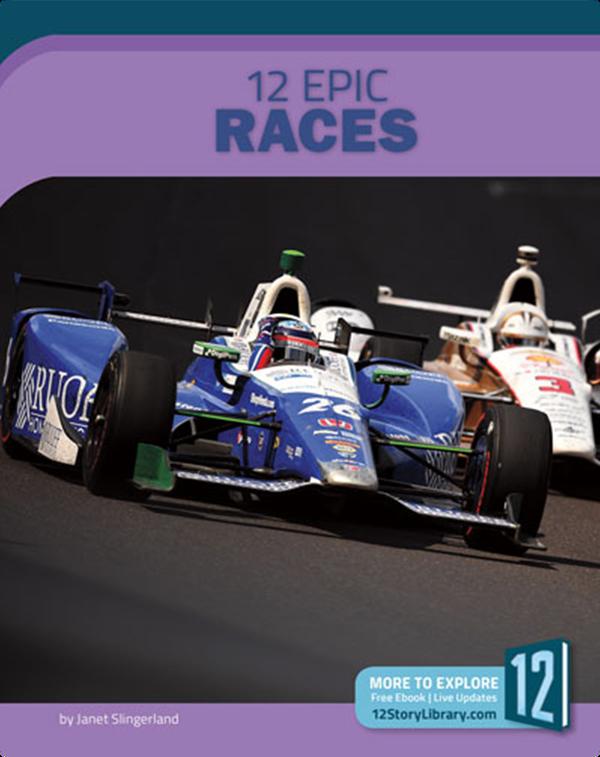 12 Epic Races
