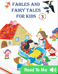 Fables and Fairy Tales for Kids #3