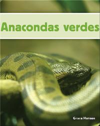 Anacondas verdes