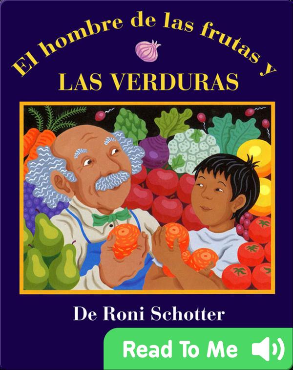 El hombre de las frutas y las verduras