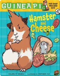 Pet Shop Private Eye #1: Hamster and Cheese