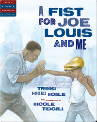 A Fist for Joe Louis and Me