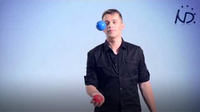 How to Juggle 2 Balls in 1 Hand