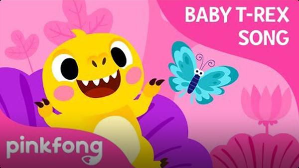 I'm a Baby T-Rex