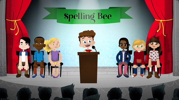 Champion of the Spelling Bee