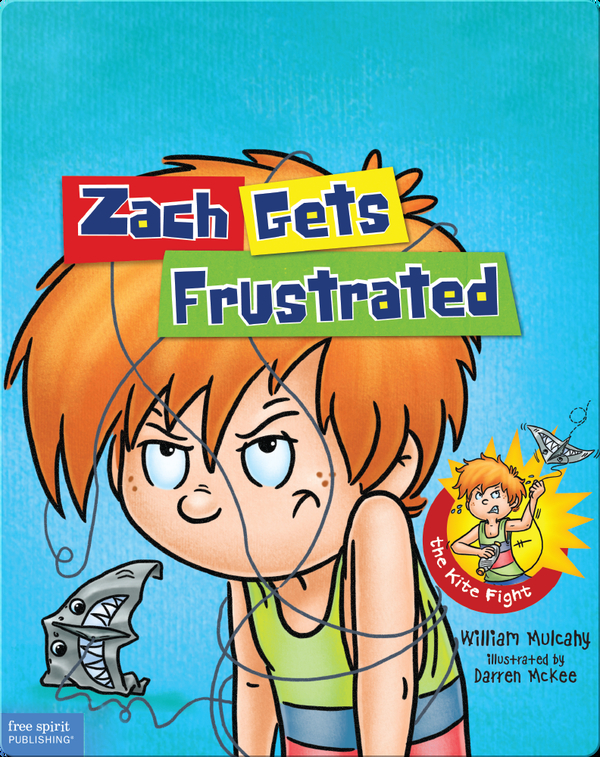 Zach Gets Frustrated