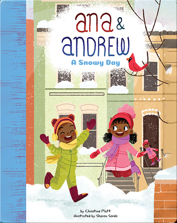Ana & Andrew: A Snowy Day