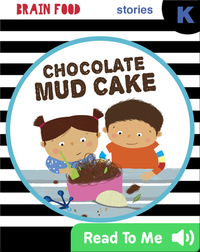 Brain Food: Chocolate Mud Cake