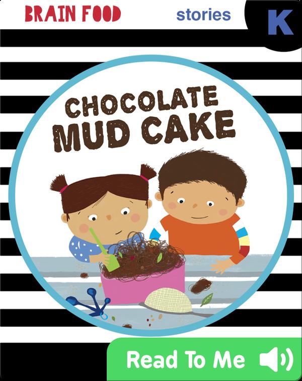 Brain Food: Chocolate Mud Cake