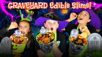 How to Make Edible Graveyard Slime!