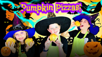 How to Make Oozing Pumpkin Pizzas!