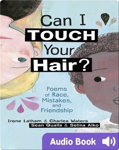 Can I Touch Your Hair?: Poems of Race, Mistakes, and Friendship