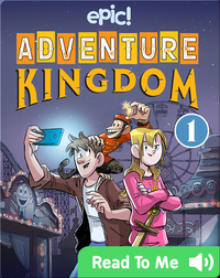Adventure Kingdom Book 1: Key to the Kingdom