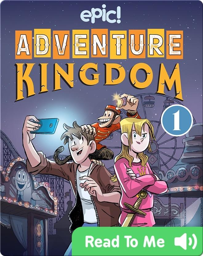 Adventure Kingdom Book 1: Key to the Kingdom