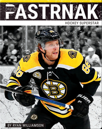 David Pastrnak: Hockey Superstar