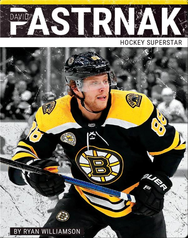 David Pastrnak: Hockey Superstar