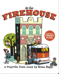 Tinyville Town: At the Firehouse