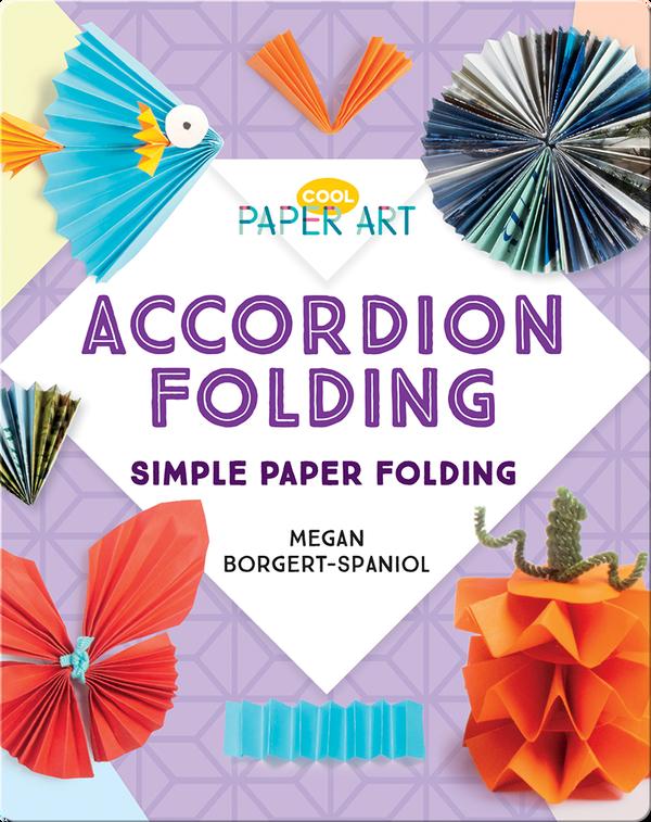 Accordion Folding: Simple Paper Folding
