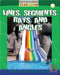 Lines, Segments, Rays and Angles