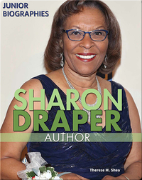 Sharon Draper: Author