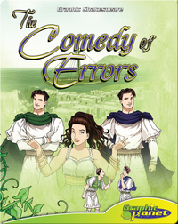 Graphic Shakespeare: The Comedy of Errors