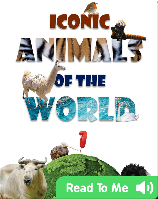 Iconic Animals of the World 1
