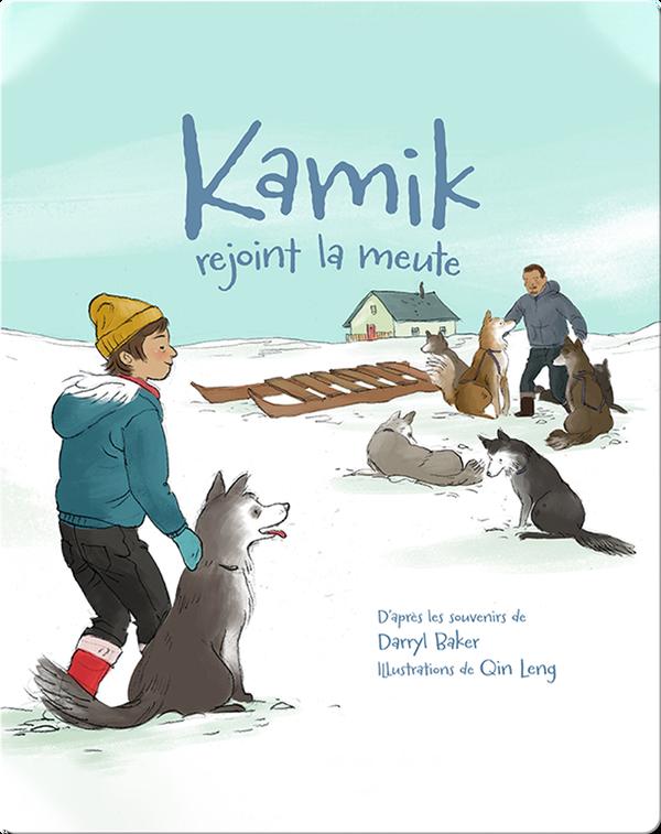 Kamik rejoint la meute