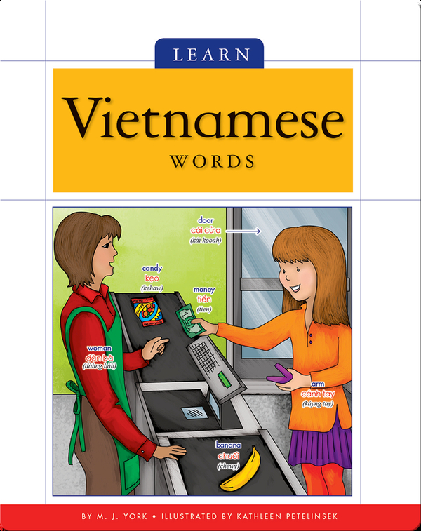 Foreign Language Basics: Learn Vietnamese Words