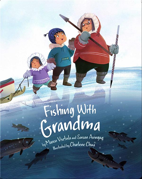 Fishing with Grandma
