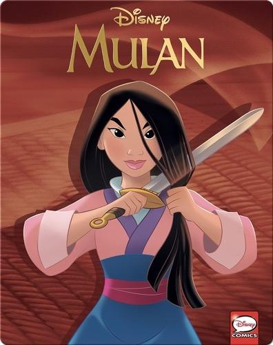 Disney Princesses: Mulan