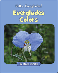 Hello, Everglades!: Everglades Colors