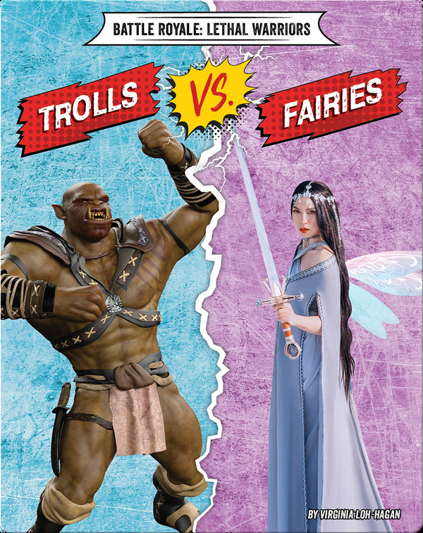 Trolls VS. Fairies (Battle Royale: Lethal Warriors)
