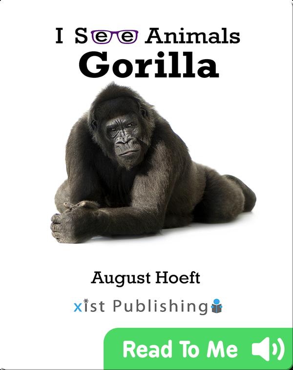 I See Animals: Gorilla