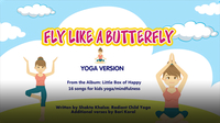 Yogapalooza: Fly Like a Butterfly