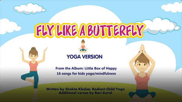 Yogapalooza: Fly Like a Butterfly