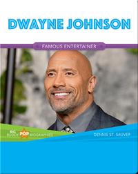 Big Buddy Pop Biographies: Dwayne Johnson