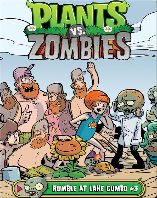 Plants vs Zombies: Rumble At Lake Gumbo 3