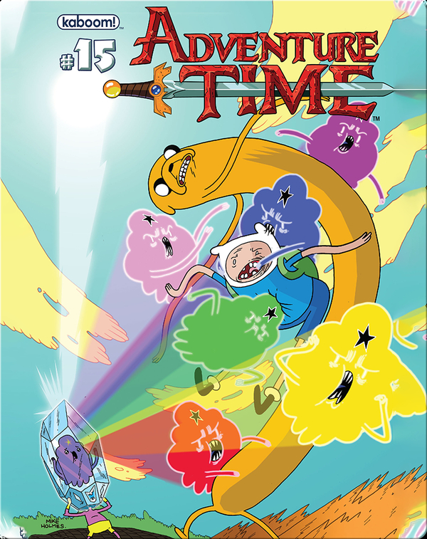Adventure Time No.15