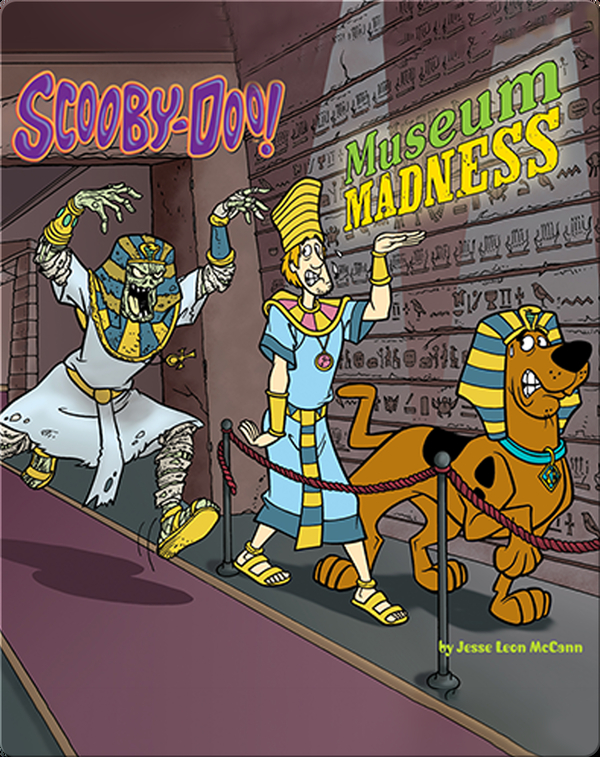 Scooby-Doo and Museum Madness