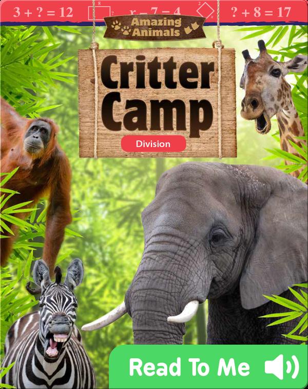 Amazing Animals: Critter Camp: Division