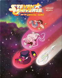 Steven Universe & The Crystal Gems No.1