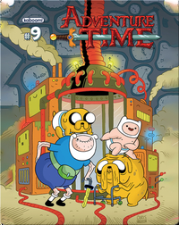 Adventure Time No.9
