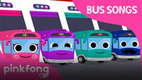 Pinkfong Car Songs: The Wheels on the Bus