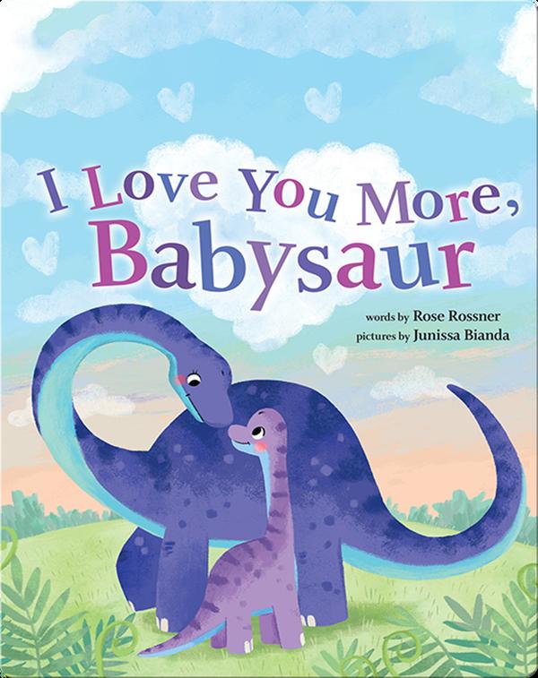 Punderland: I Love You More, Babysaur