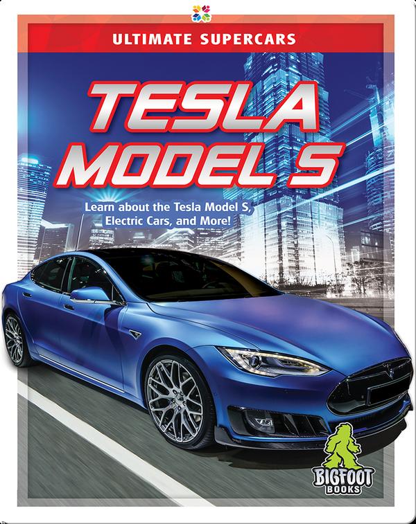 Ultimate Supercars: Tesla Model S